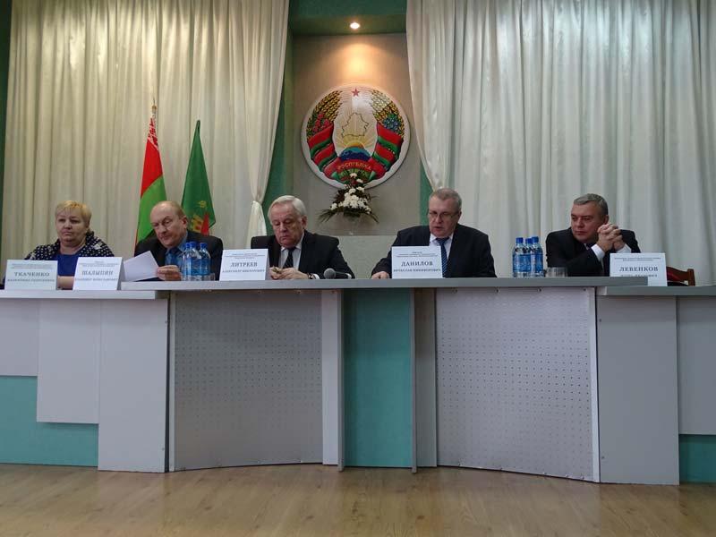 Собрание по итогам 2017 года